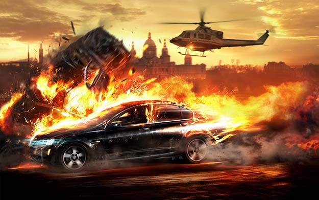 Best Action Movies of 2011