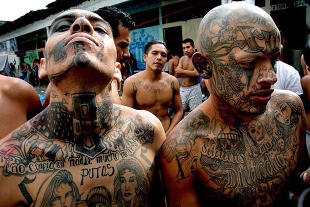 The World's Most Dangerous Gang: MS-13