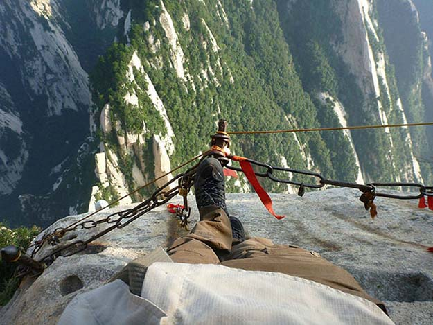Are You Brave Enough To Hike The World's Most Dangerous Trail?