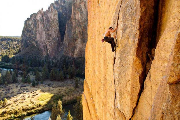 A Tribute To Free Solo Climber Alex Honnold