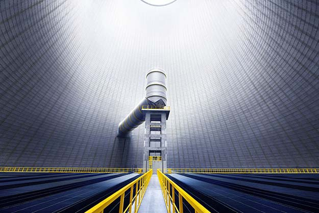 Amazing Pictures From Inside A Nuclear Power Plant