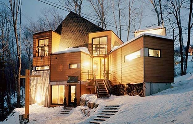 Awesome Homes Made From Shipping Containers