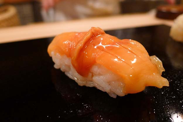 Akagai (ark shell clam)