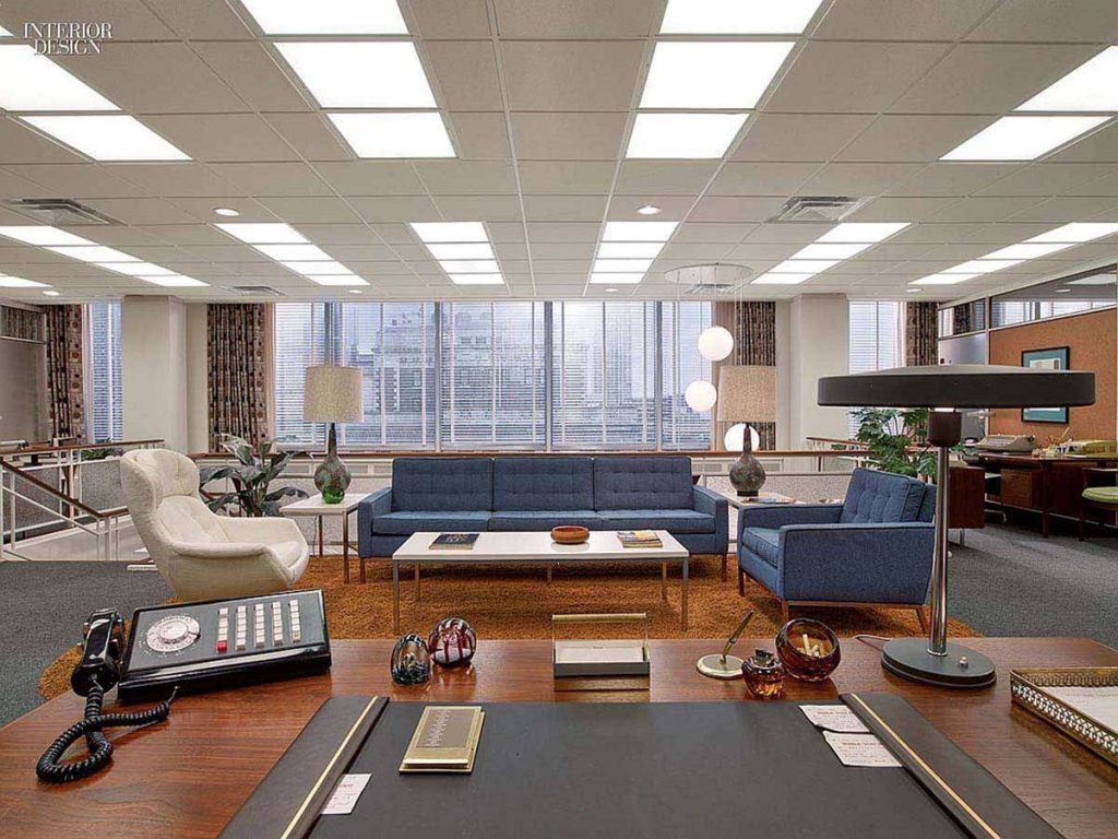 The Set Designs From Mad Men Are Incredibly Awesome