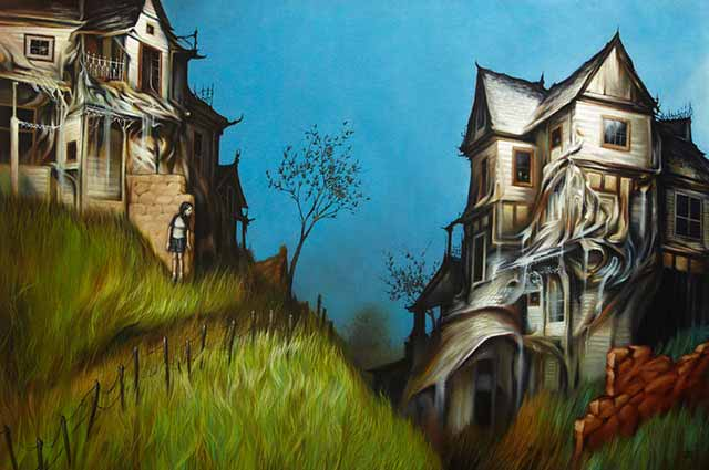 The Art Of Esao Andrews Is Seriously Awesome