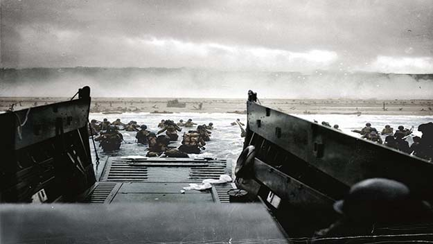 Operation Overlord: D-Day, The 6th of June 1944