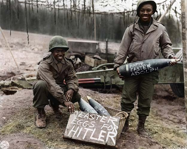 Easter Eggs for Hitler, 1944-45