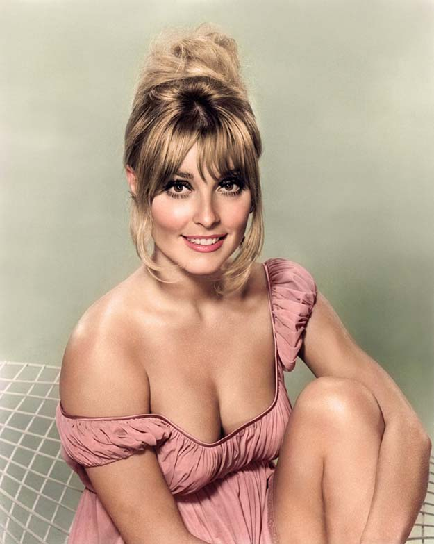 Sharon Tate a few years before her 1969 murder by the Manson family