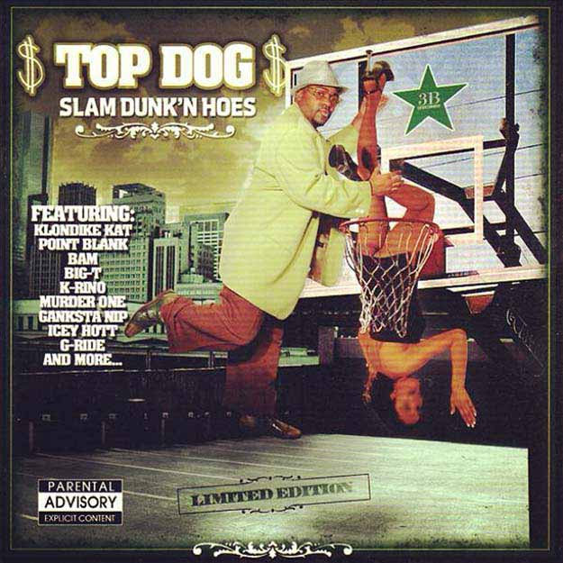 Awesomely Bad Rap Album Covers
