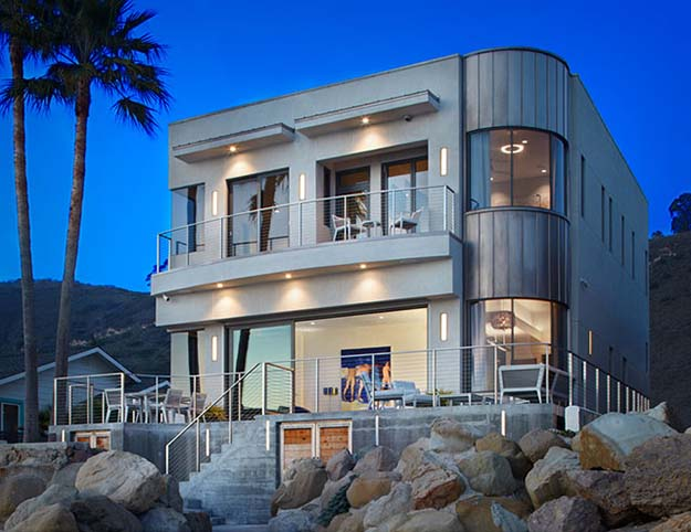 Check Out Bryan Cranston's Platinum LEED Certified Beach House