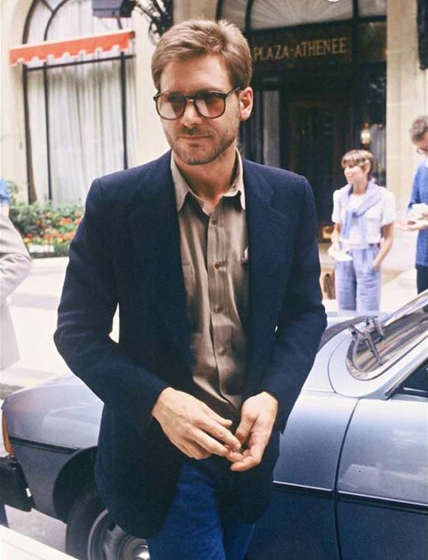 Harrison Ford 1980