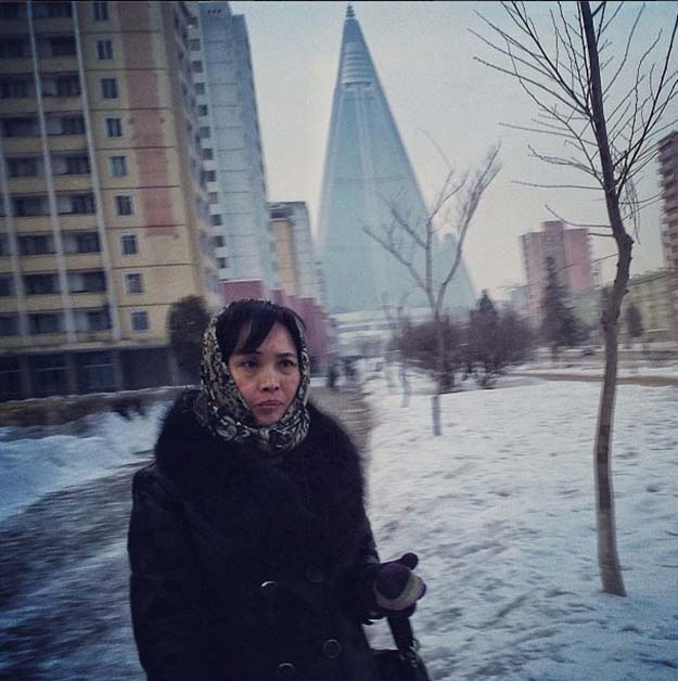 Photos Instagrammed From North Korea