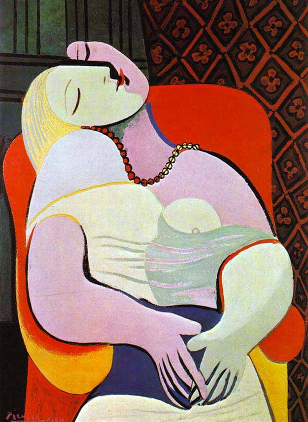 The Dream Pablo Picasso