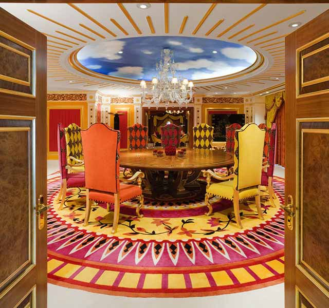 Inside the $24,000 a night Royal Suite at the Burj Al Arab In Dubai