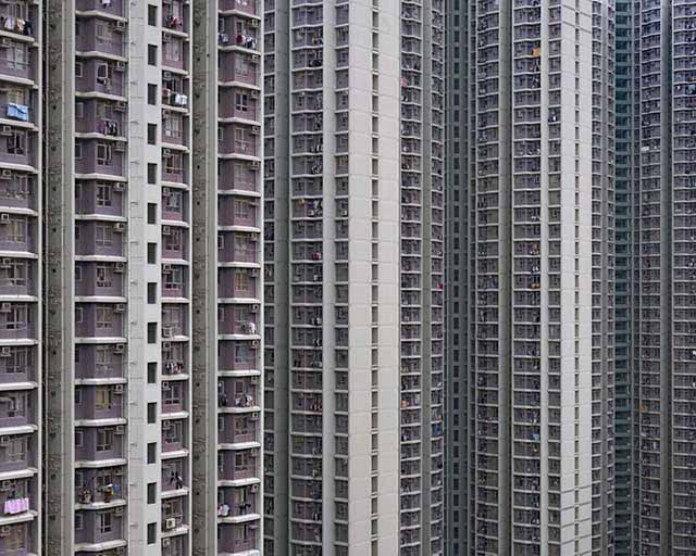 Hong Kong's Architecture of Density