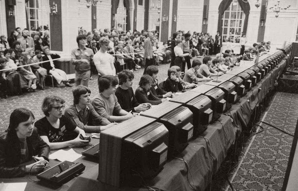 1980 National Space Invaders Championship