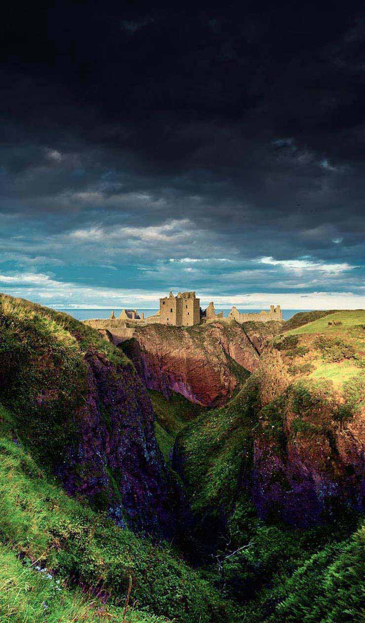 Dunnottar Castle, Stonehaven, UK
