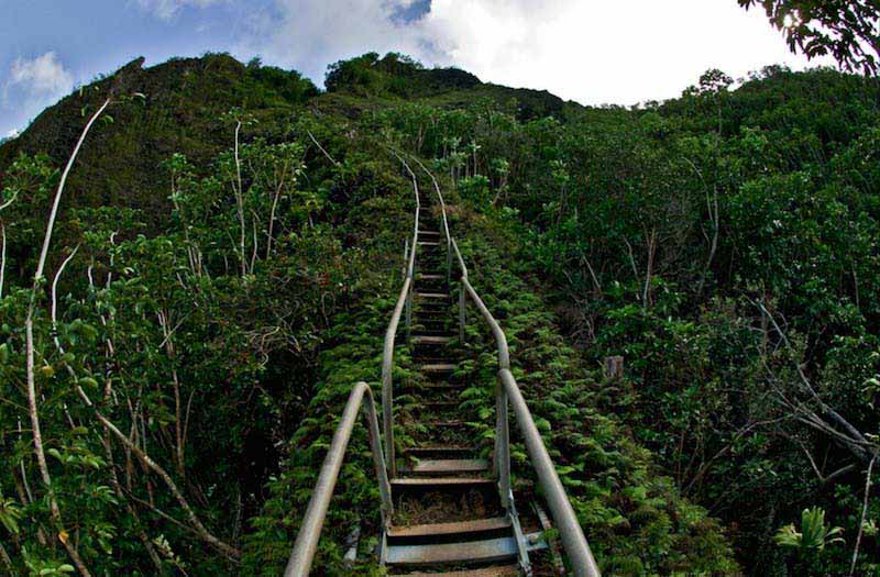 Stairway to Heaven, Honolulu, Hawaii