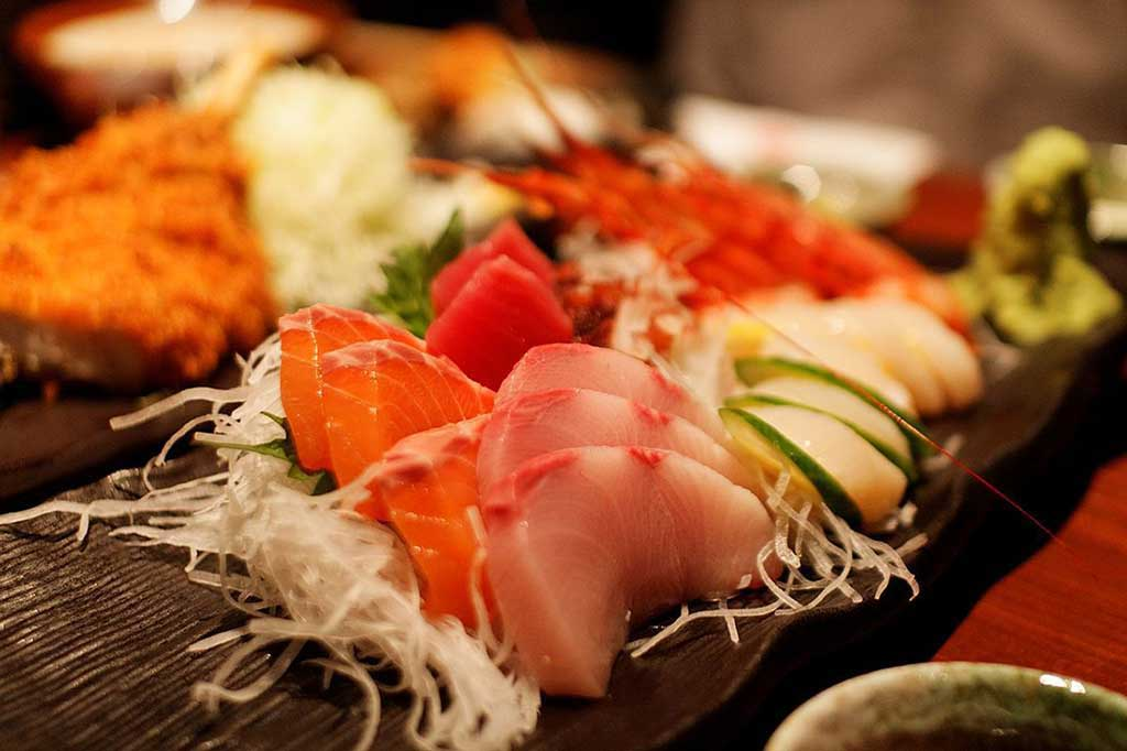 21 Types of Sashimi