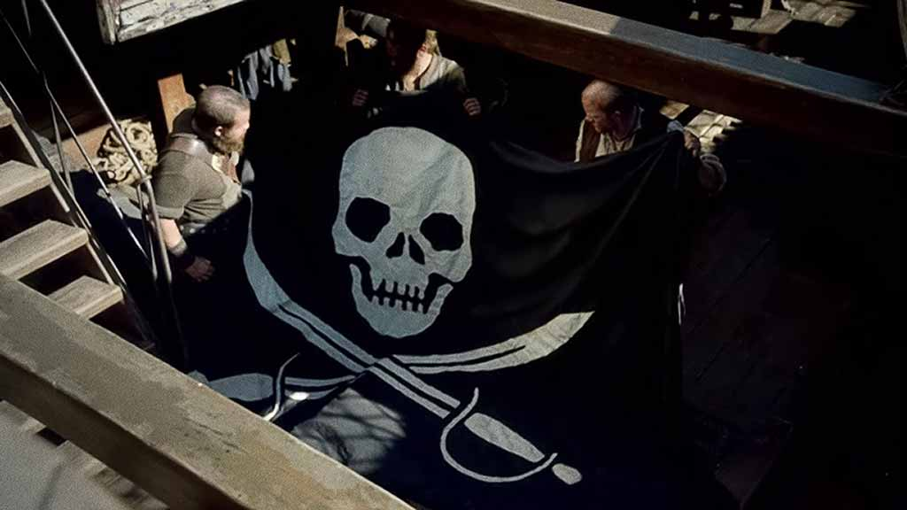 Jack Really Created the Skull and Crossbones Flag