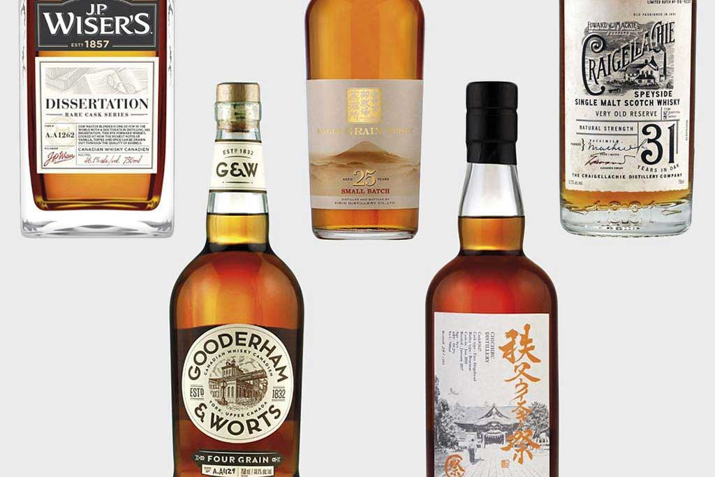 2017 World Whiskies Awards Winners
