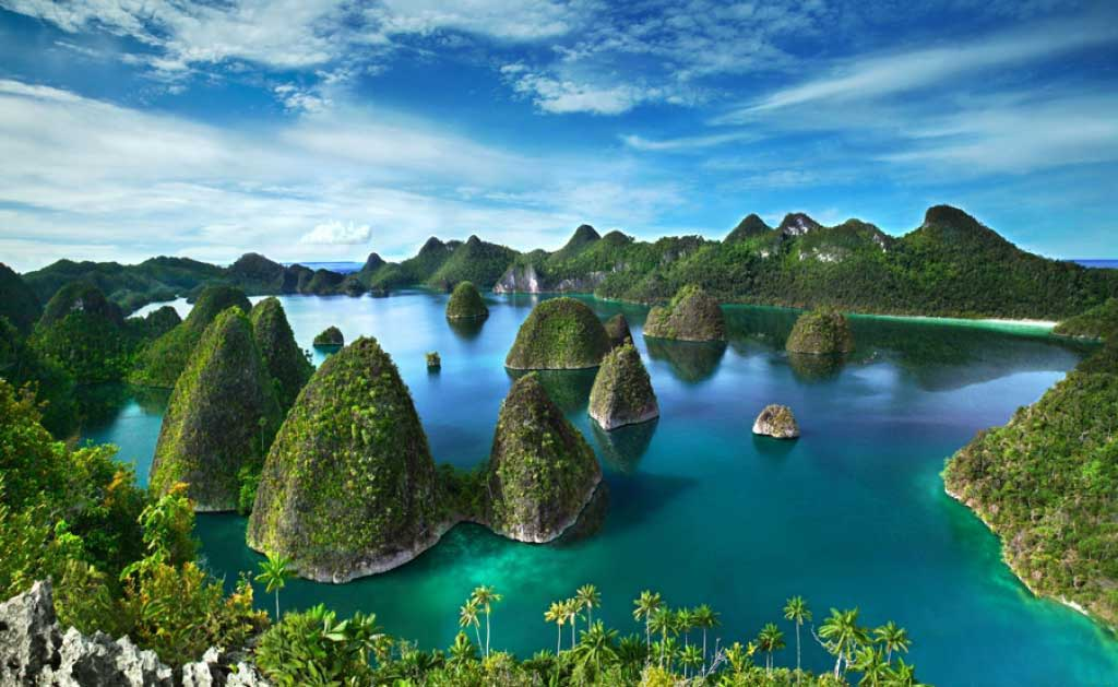 10 of the most beautiful places in Indonesia