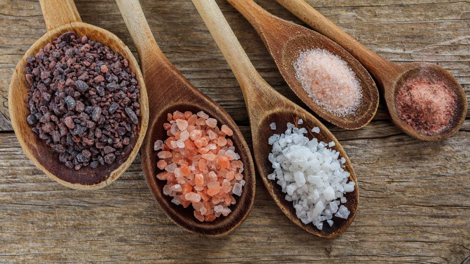 The 12 Different Types of Salt and How to Use Each
