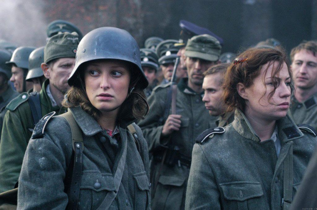 фильм где военный мучается с тремя девушками ролик можете смотреть